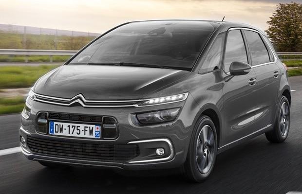 Voiture Familiale Modulable De 5 Ou 7 Places Citroën