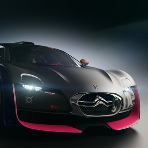 Concept Car Survolt