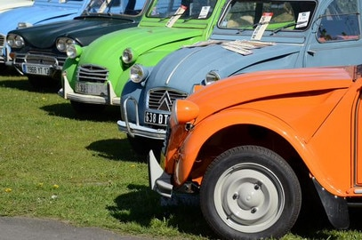 22eme rencontre nationale des 2cv clubs de france