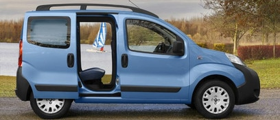 Citroën Nemo Multispace - Accessibilité