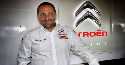 4 QUESTIONS A YVES MATTON CITROËN RACING