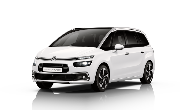 grand c4 picasso citroen 7 places 2017 dimensions. Black Bedroom Furniture Sets. Home Design Ideas
