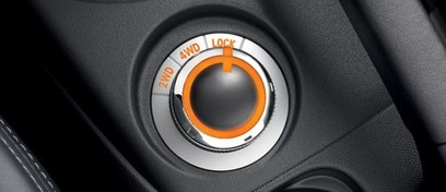 Citroën C4 Aircross - Mode Lock