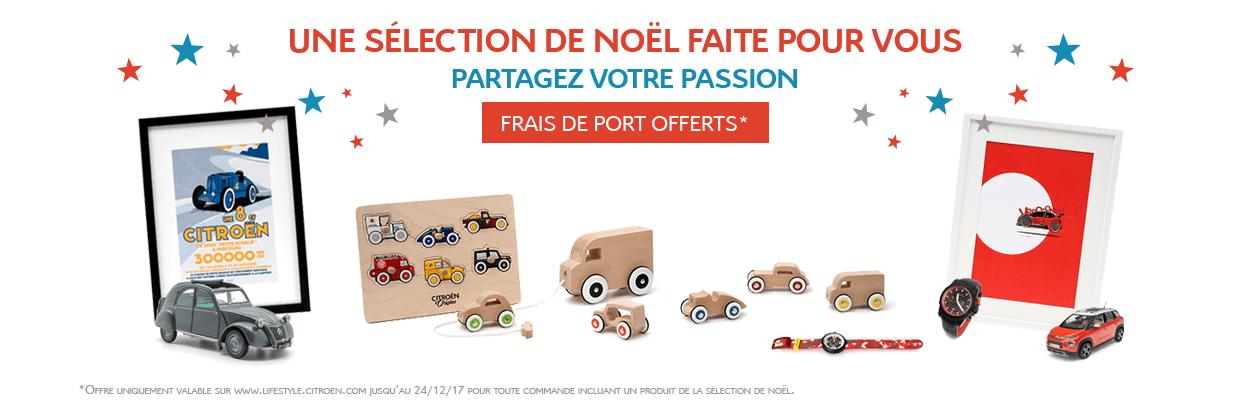 Noël Boutique Citroën