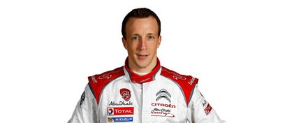 Citroën Racing - WRC - Kris Meeke (GB)