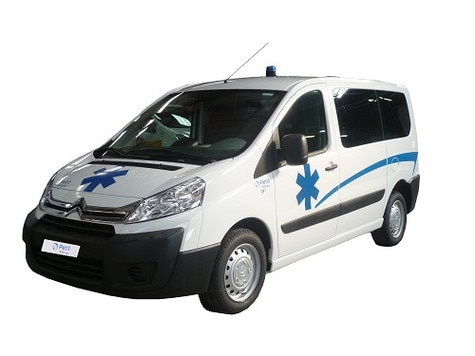 jumpy ambulance