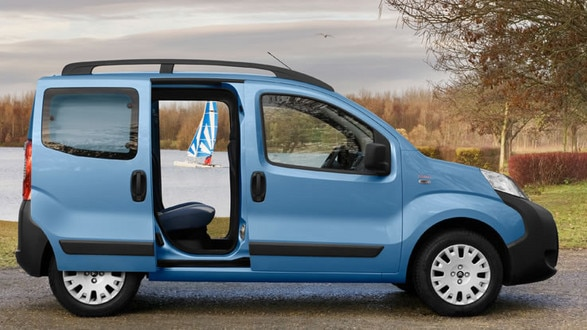 Citroen Nemo Multispace portes coulissantes