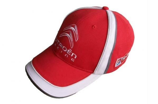 Boutique Citroën Racing - Casquette Citroën Racing