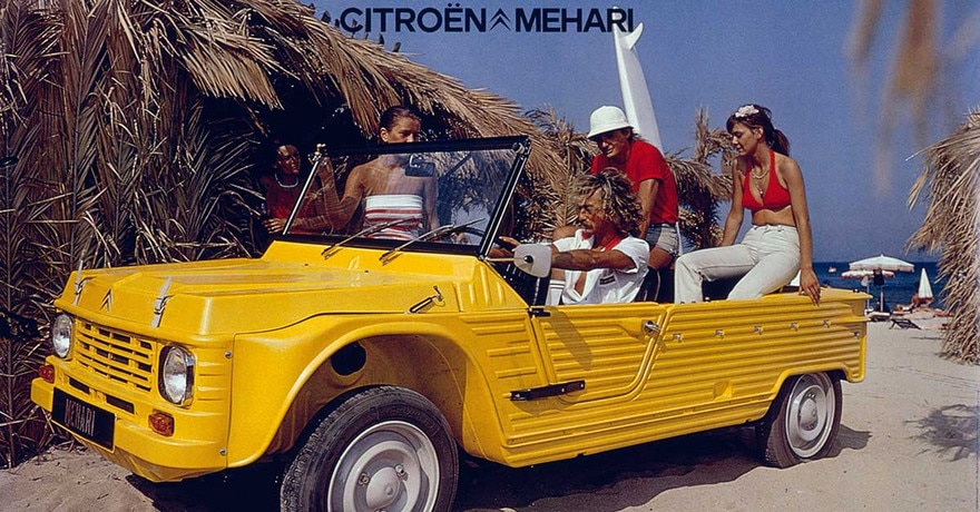 mehari_retromobile