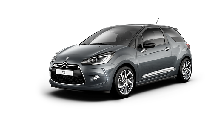 DS 3 Nouvelle Signature Gris Shark 1