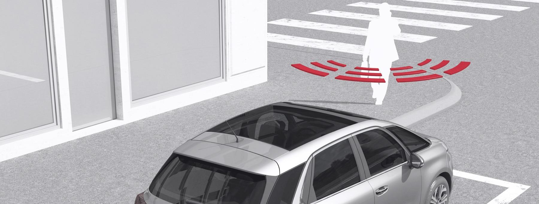 Aides à la conduite - Accès démarrage mains libres