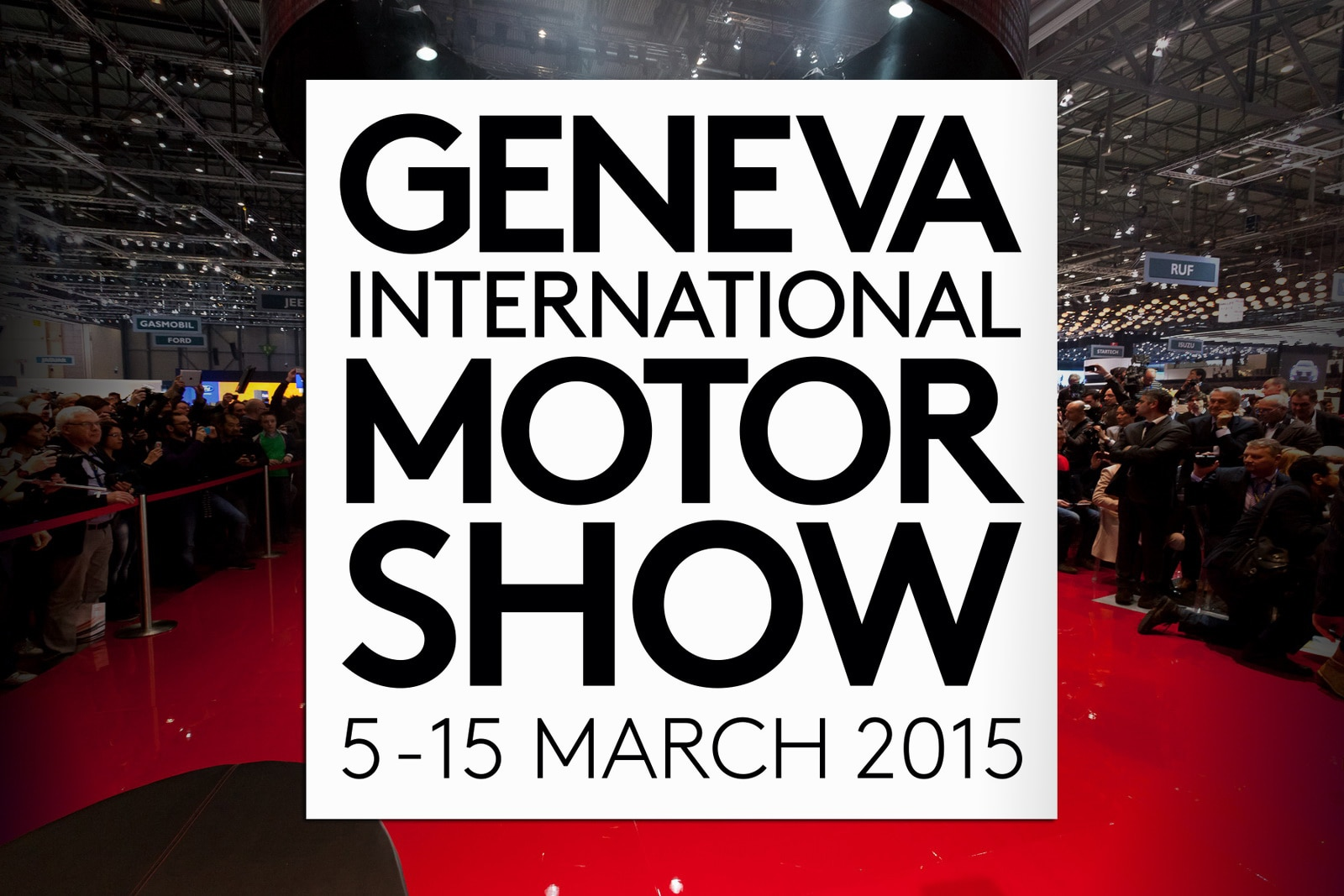 Salon de gen ve 2015 ds entre dans une nouvelle re - Geneve 2015 salon ...