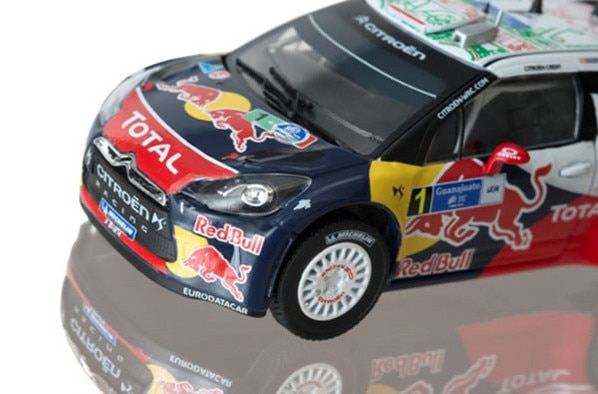 Citroën LifeStyle - Citroën DS3 WRC Mexique 2011 1/43