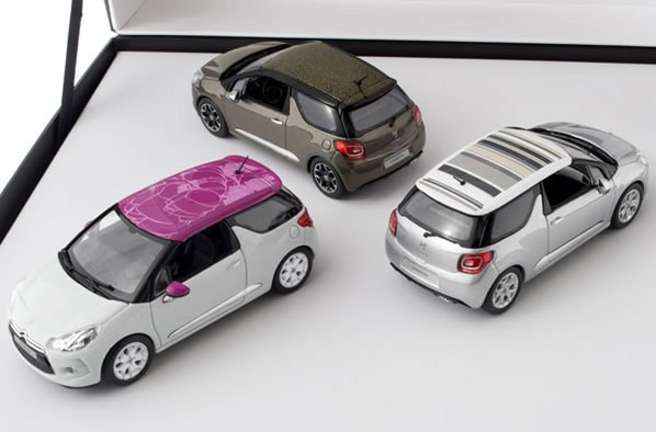 Citro n lifestyle miniatures jouets citro n france for Garage ds auto ouistreham