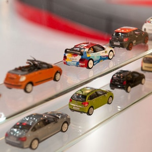 Citroën collection miniature et jouets